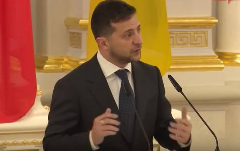 """Zelensky reagierte auf Kolomoiskys Worte über die """"Kehrtwende nach Russland"""""""