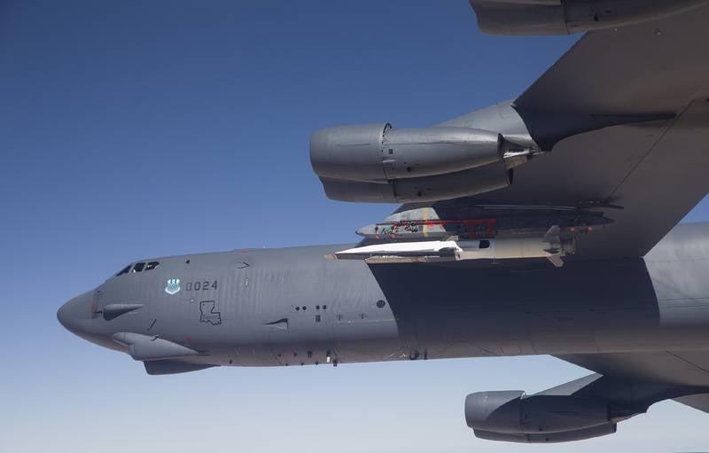 अमेरिकी वायु सेना प्रारंभिक हाइपरसोनिक हथियार अलर्ट का नाम देती है