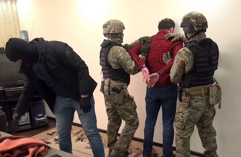 FSB detains nine Hizb ut-Tahrir Islamists preparing to overthrow the government