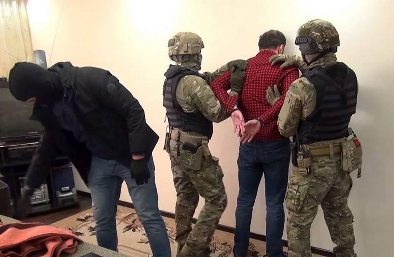 """ФСБ задержала девятерых исламистов из """"Хизб ут-Тахрир"""", готовивших свержение власти"""