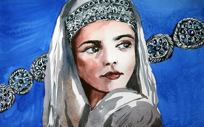 Unhappy Bahu-BIC, Queen of Dagestan