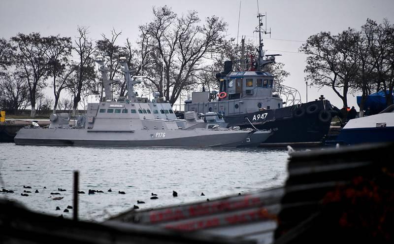 Россия и Украина не разрешили разногласия в ходе арбитража в Гааге