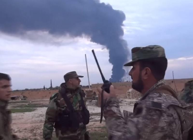 जनरल सुहेल की विशेष सेना इदलिब प्रांत में आतंकवादियों पर हमला करने में सफल रही