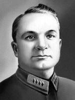 Командующий войсками Юго-Западного фронта А. И. Егоров