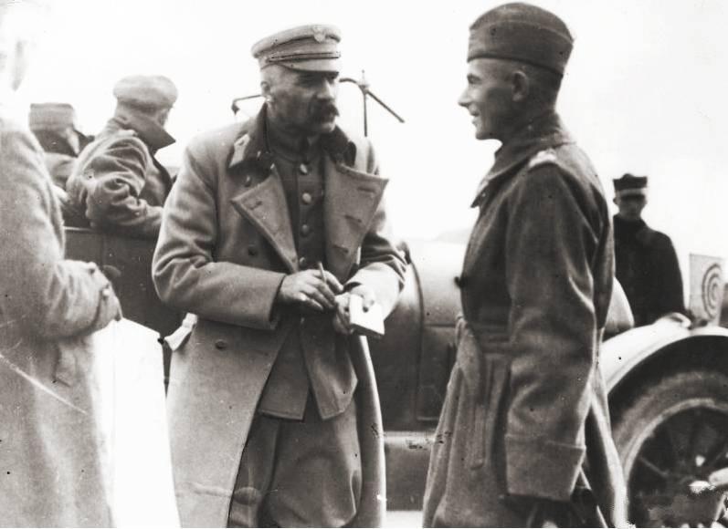 Фронты на Висле. Первая мировая и Советско-польская война