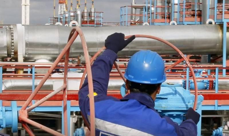 Kiev anunciou sua intenção de bombear gás de trânsito para suas instalações de armazenamento