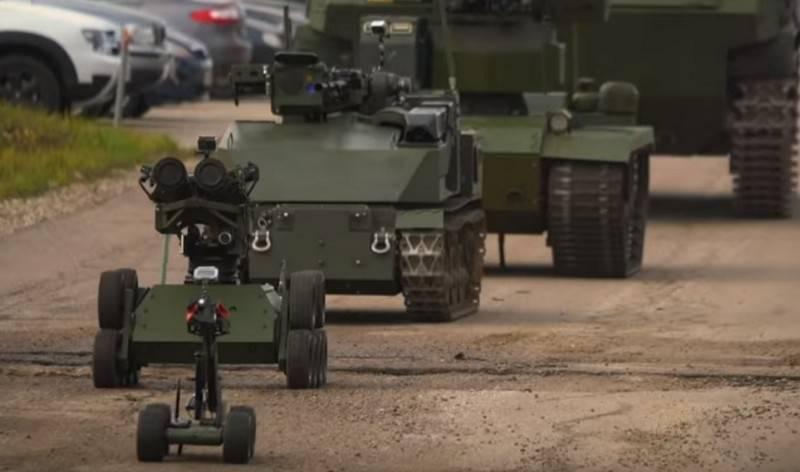 Das Kungas-Robotersystem wird beginnen, in 2020 in die Truppen einzudringen