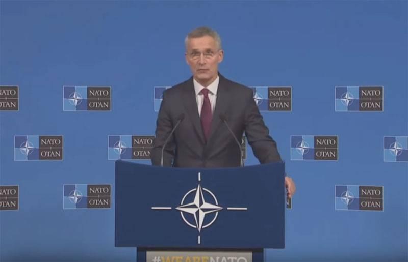 北约秘书长报告联盟向波罗的海国家发出的信号