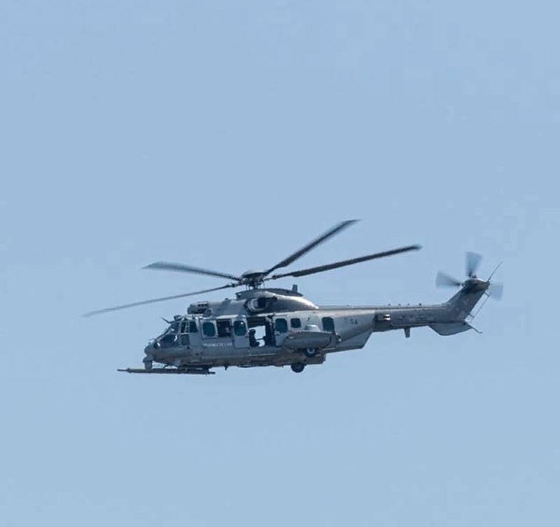 Боевики заявили, что вертолёты ВВС Франции упали в Мали в результате их обстрела