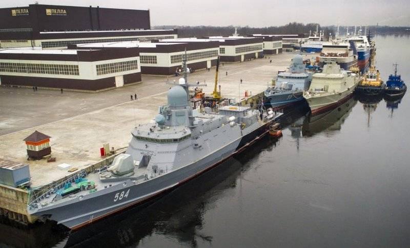 Pantsir-M deniz hava savunma sistemine sahip ilk 22800 füze sistemi teste hazır