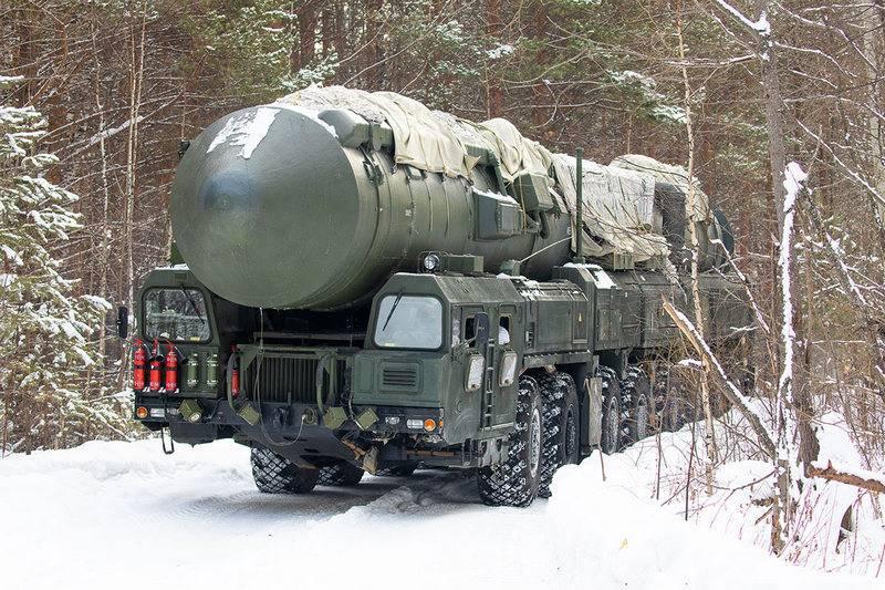 Le forze missilistiche strategiche completano il riarmo sui sistemi missilistici Yars