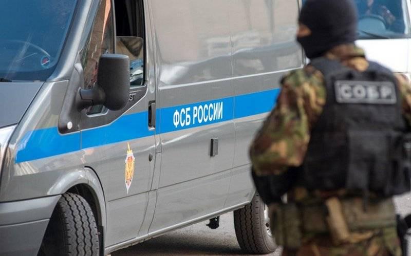 В Крыму задержали россиянку, работавшую на украинскую разведку