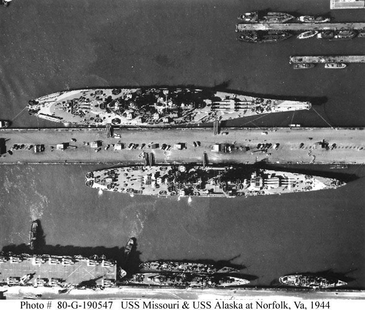 Les navires de guerre les plus inutiles