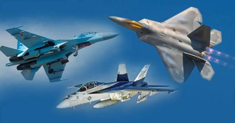 Американские СМИ: 10 истребителей, изменивших войну в воздухе