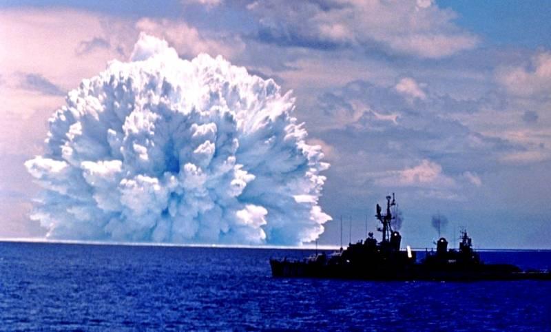 Взрыв «Посейдона» у берегов США вызовет массовую панику среди населения