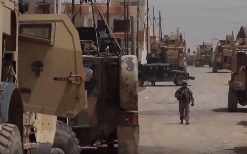 В Ираке ракетной атаке подверглась американская военная база