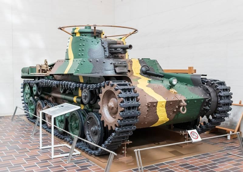 Проект «Ка-Ха»: как японцы создавали танк, убивающий током