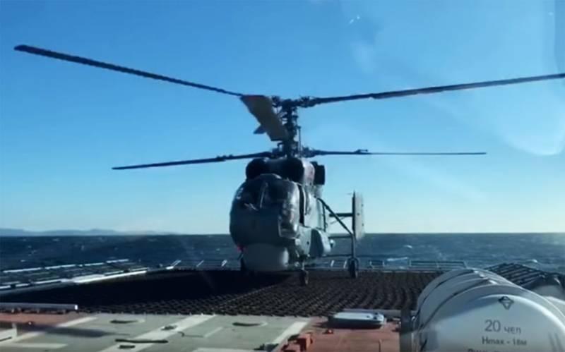 Indian Express: Россия хотела бы создания военной базы в Индийском океане
