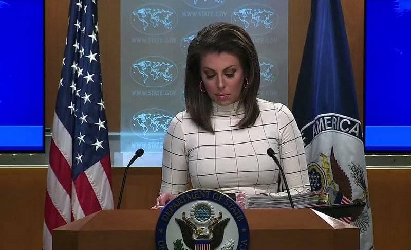 Das US-Außenministerium ist besorgt über das in Russland verabschiedete Gesetz über ausländische Medienagenten