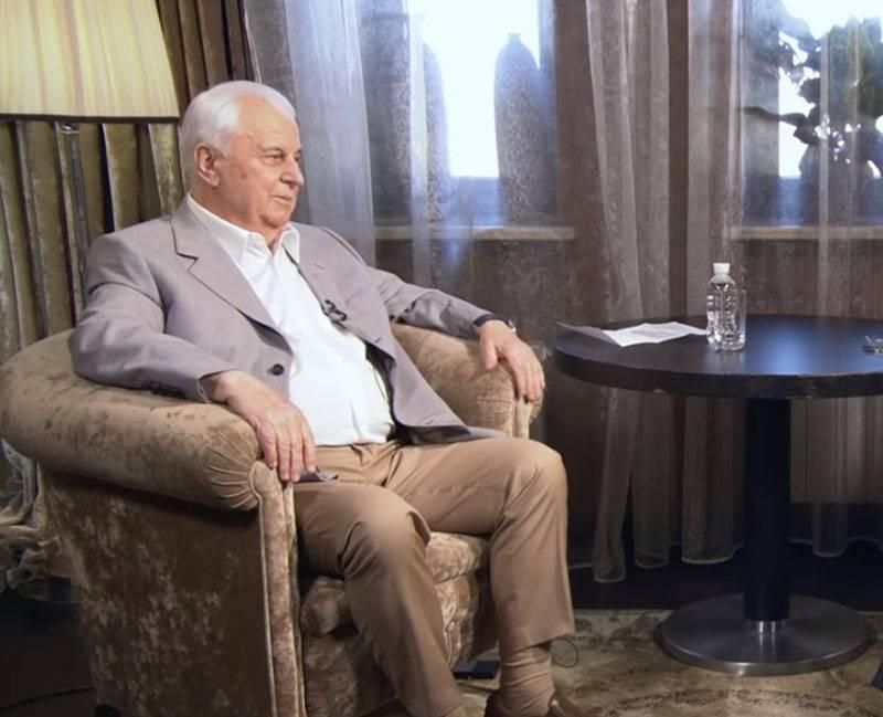 Кравчук объявил, что «украинское княжество» древнее РФ