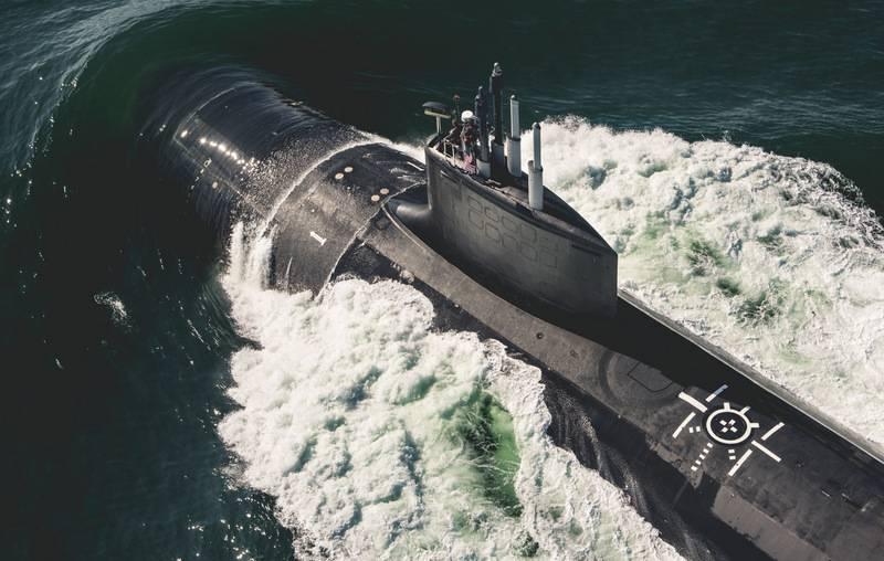 アメリカ海軍は、ブロックVの新しい改造であるバージニアタイプの潜水艦9隻の建設を命じました。