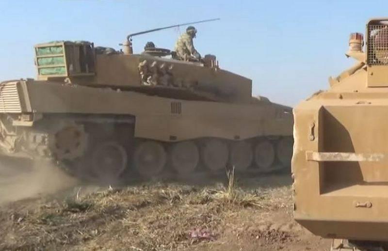ВПентагоне назвали условия сокращения американского контингента вСирии