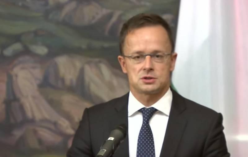 A Hungria prometeu não deixar a Ucrânia entrar na OTAN