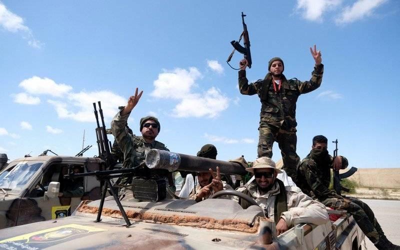 Die Behörden von Tripolis beabsichtigen, eine Liste der auf der Seite der LNA Haftar kämpfenden Russen nach Moskau zu verlegen