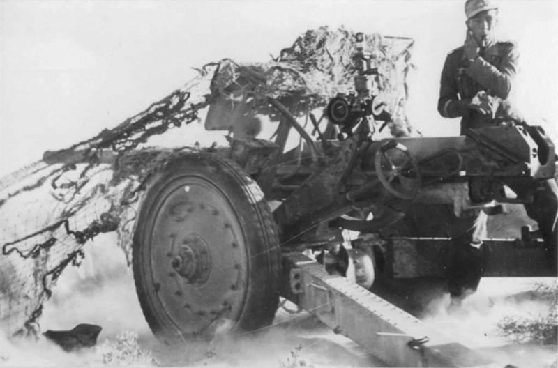 トロフィーソビエト76,2-mm銃:第二次世界大戦でのドイツ人の経験