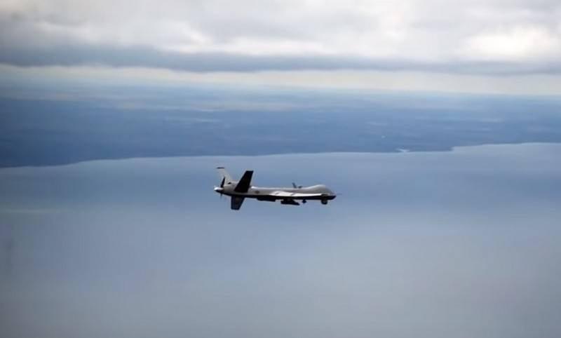 США обвинили российские средства ПВО в уничтожении американского дрона в Ливии