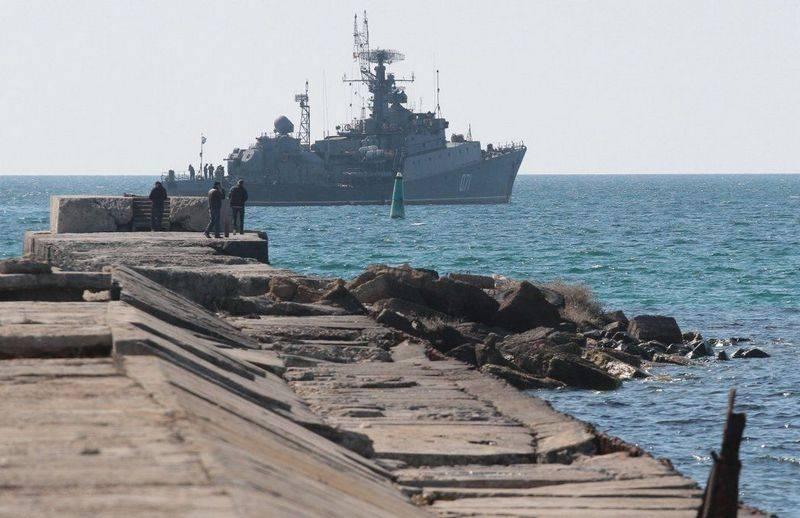Украина обвинила Россию в размещении ядерного оружия в Крыму