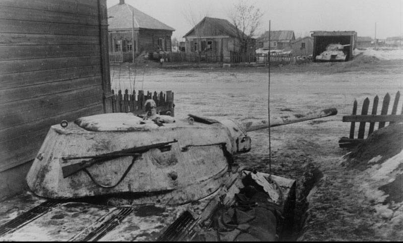 ルジェフの戦い。 ソビエト連邦戦線のヴェルダン