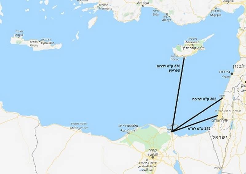 В Израиле: Береговой комплекс «Бастион-П» лишит превосходства над Египтом