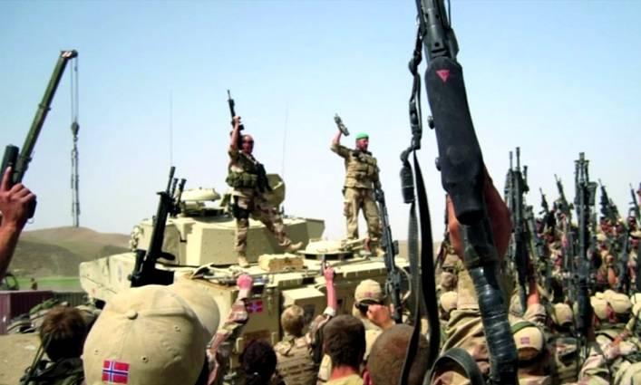 Толерантные армии. Альтернативный путь Запада