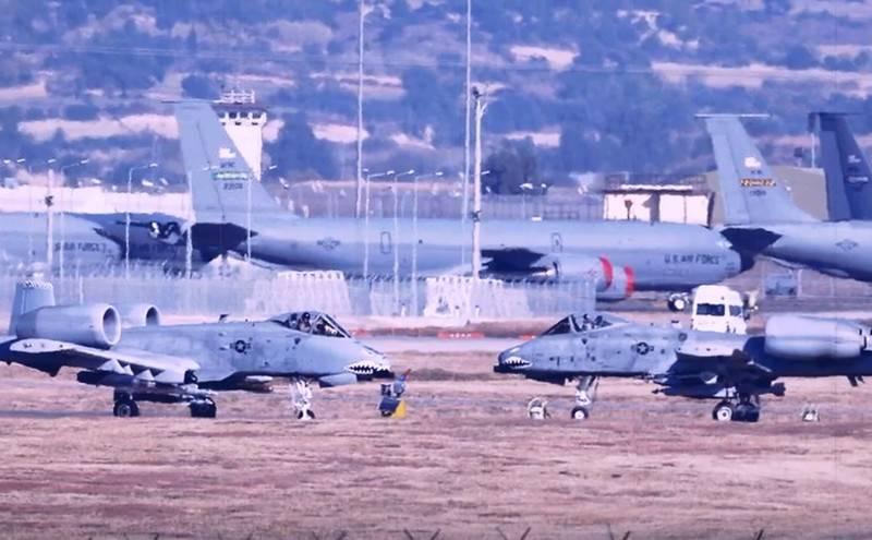 Турция может закрыть авиабазу Инджирлик для США