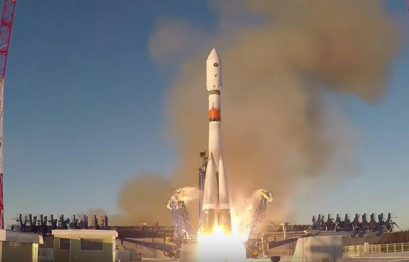 Запущенный с Плесецка спутник «Глонасс-М» взят на управление ВКС РФ
