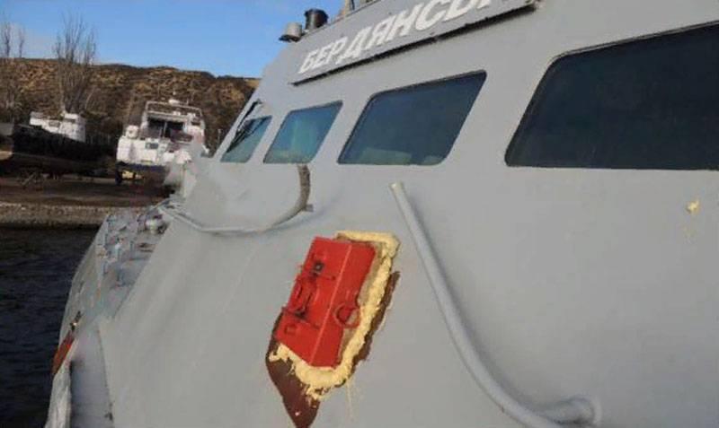 Украина в ОБСЕ: ФСБ вела съёмку на возвращённых кораблях «под неправильным ракурсом»