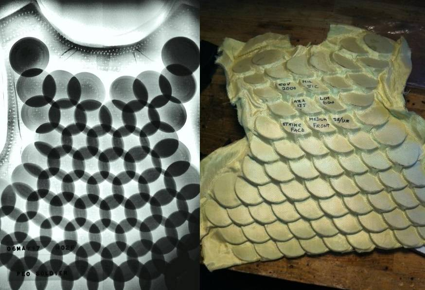 Armor Of God Technologies For Promising Means Of Individual Armor Protection Dragon skin is nothing wait til you see them make nano technology body armor. individual armor protection