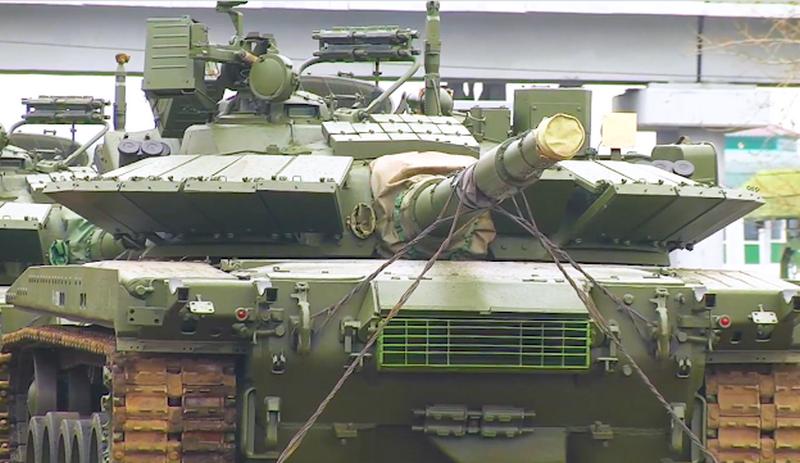 «Омсктрансмаш» полностью выполнил госконтракт по поставке ОБТ Т-80БВМ