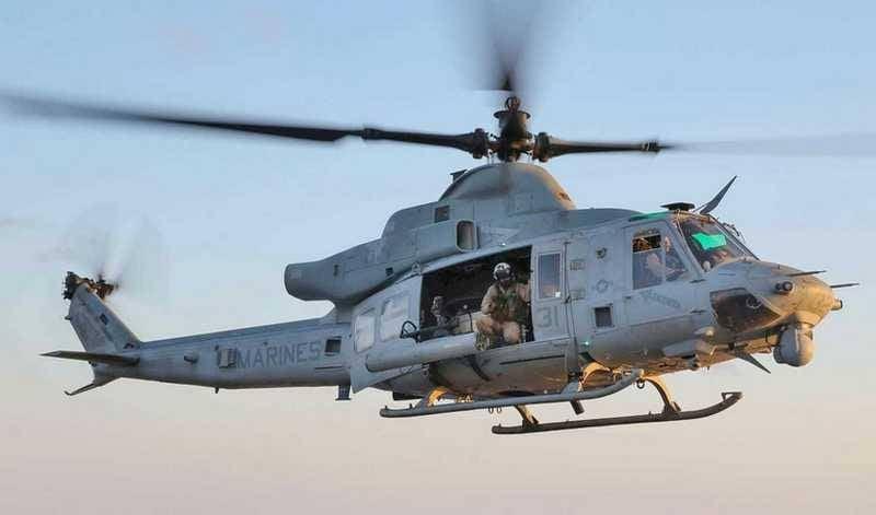 Чехия меняет советские вертолёты на американские