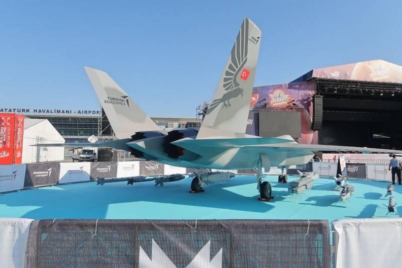 A Turquia pretende acelerar o trabalho de criação do seu próprio caça TF-X