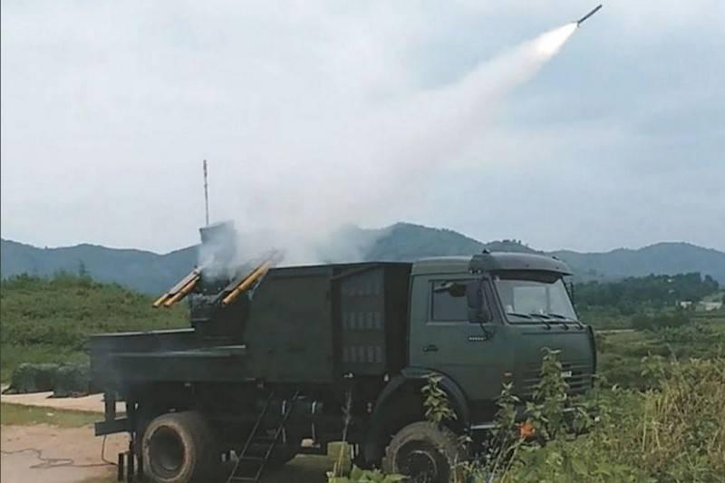 Во Вьетнаме прошли испытания нового ЗРК на шасси КамАЗа