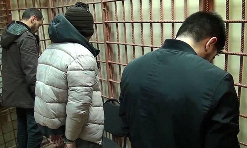 В Москве задержаны члены «Исламского государства», планировавшие теракты