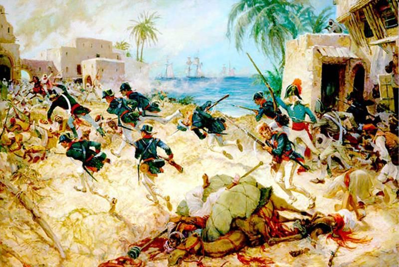 ТОП-10 самых жестоких сражений за всю историю Корпуса морской пехоты США