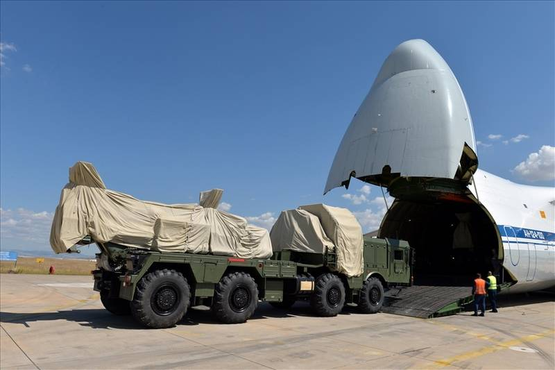 Turkey and Russia are close to signing a new contract for s-400