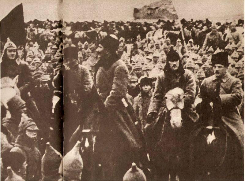南方之战:红军解放顿巴斯,唐和沙里森