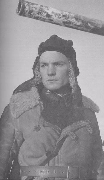 Иван Любушкин. Танкист, герой Московской битвы