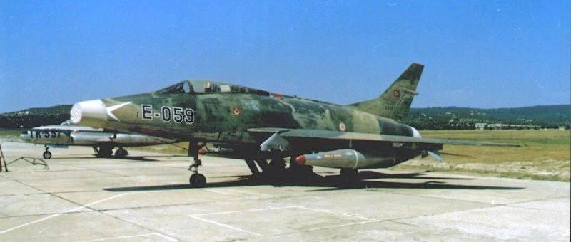 Не дать прорваться Советам: Истребительная авиация Турции в годы «холодной войны»