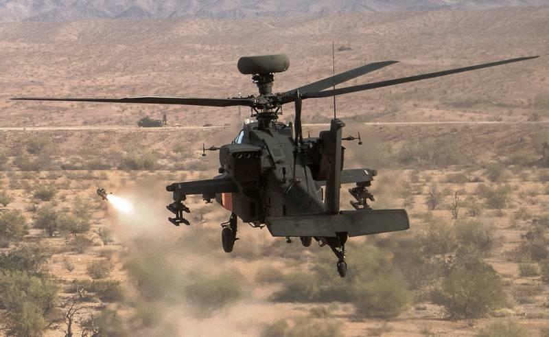 Пентагон удваивает производство ракет JAGM для ударных вертолётов и беспилотников
