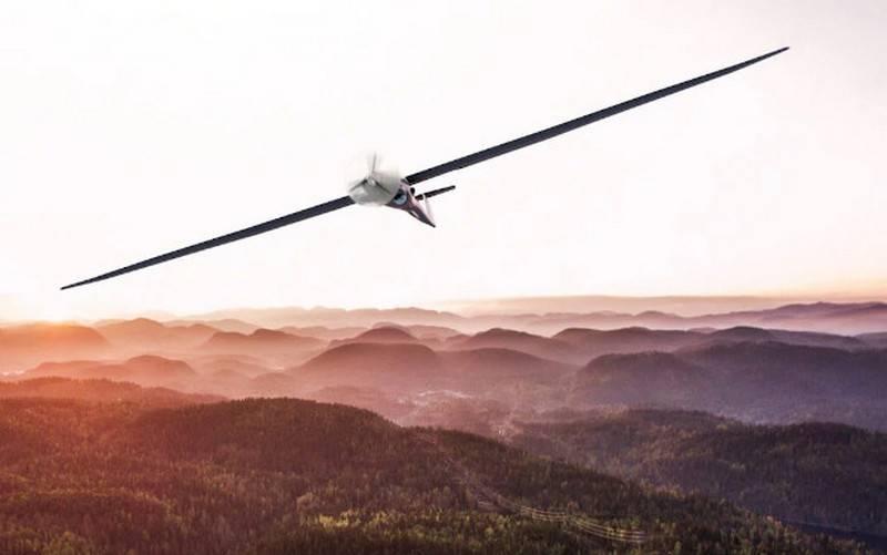 В США прошли испытания беспилотника большой длительности полёта